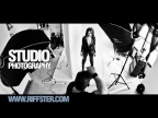 Riffster Productions - in studio photography - Trishna